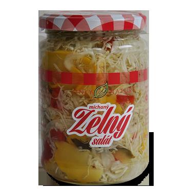 zelny-salat-michany